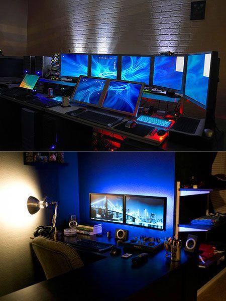 10 Simple Amp Brilliant Gaming Room Ideas Exooto Media