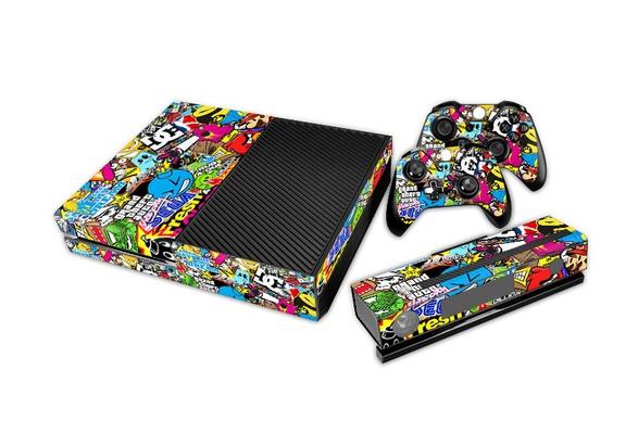 Custom Decal Skin for Xbox One